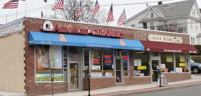 American Cleaners inc
